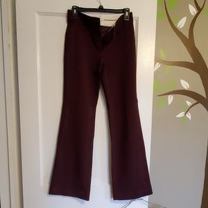 "Purple ""Kate"" Dress Pant"